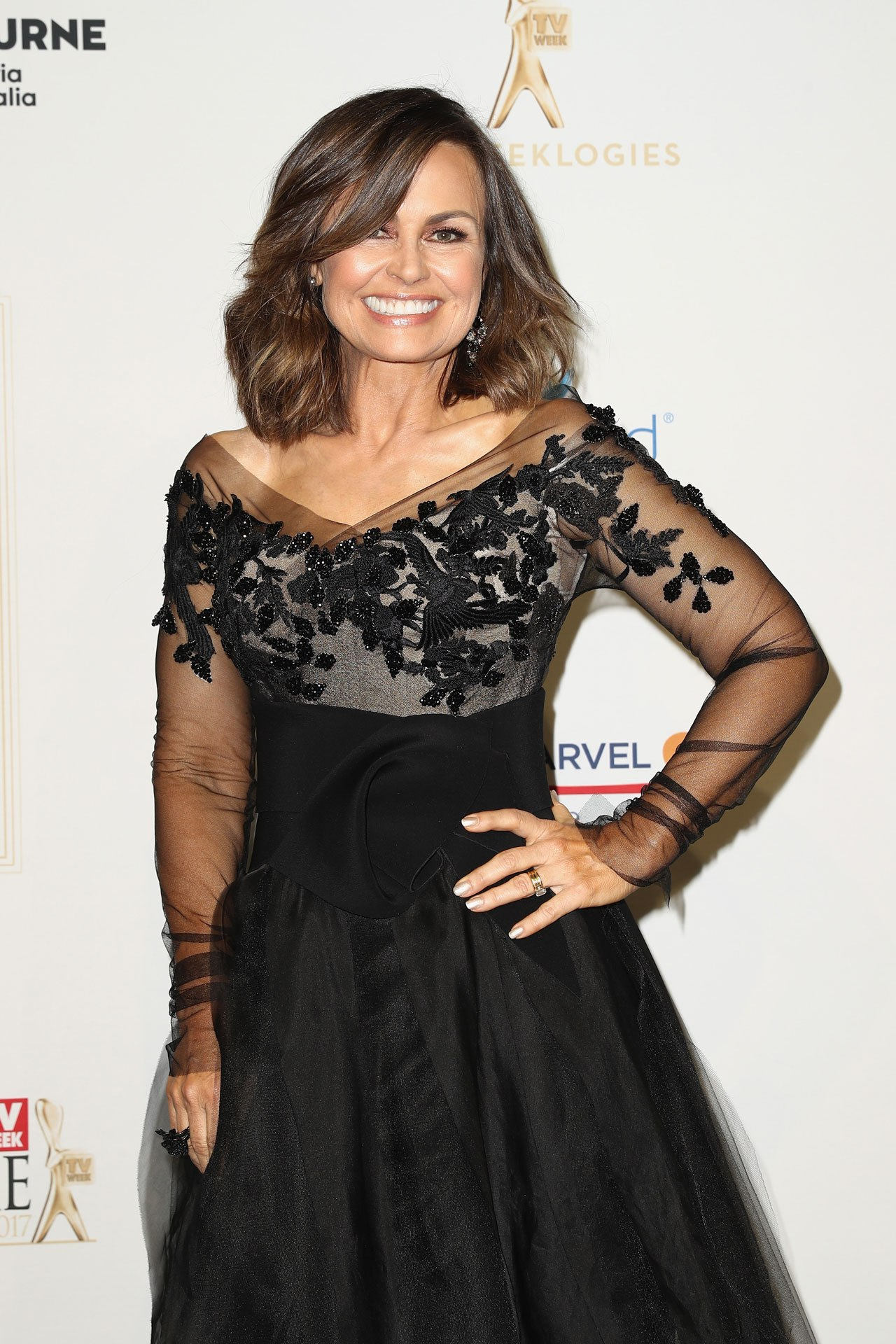 Lisa Wilkinson, TV presenter, journalist and Fred Hollows Foundation global ambassador