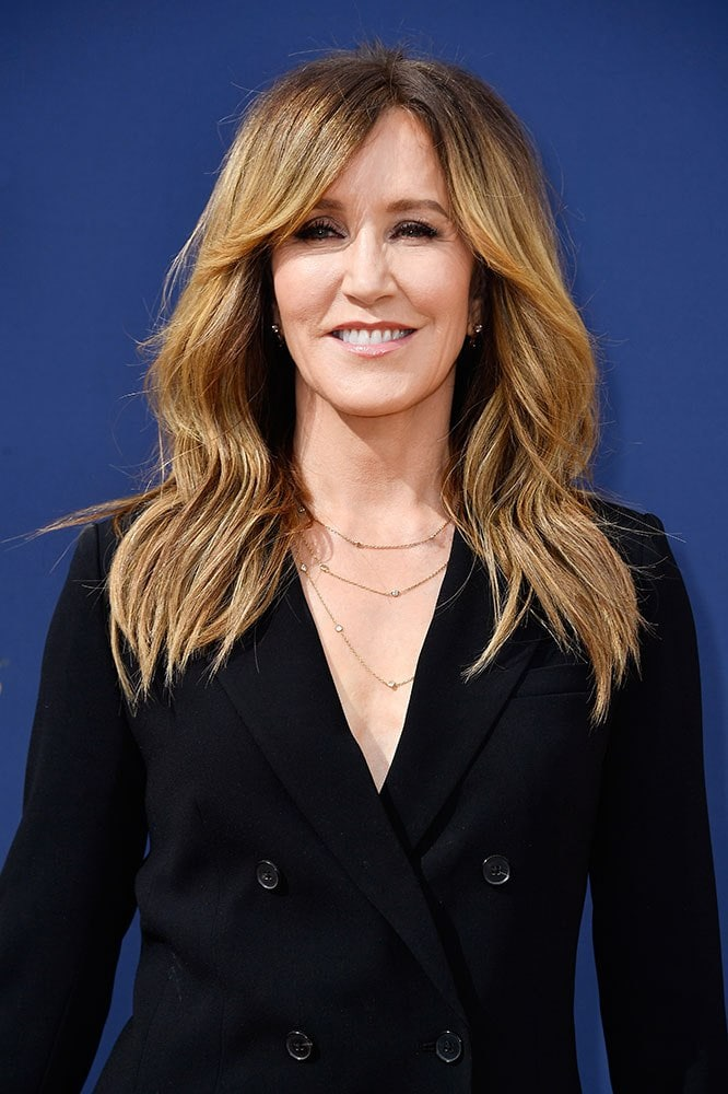 Actress Felicity Huffman to plead guilty in college admissions scandal