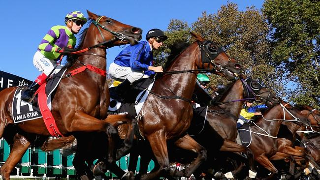Racing will continue in NSW with the meeting at Narromine on Thursday. Picture: Getty Images