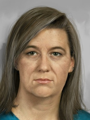 This is what the now 49-year-old could look like. Picture: FBI