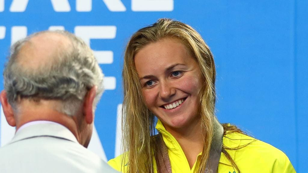 Ariarne Titmus swimming: Commonwealth Games young gun hungry ahead ...