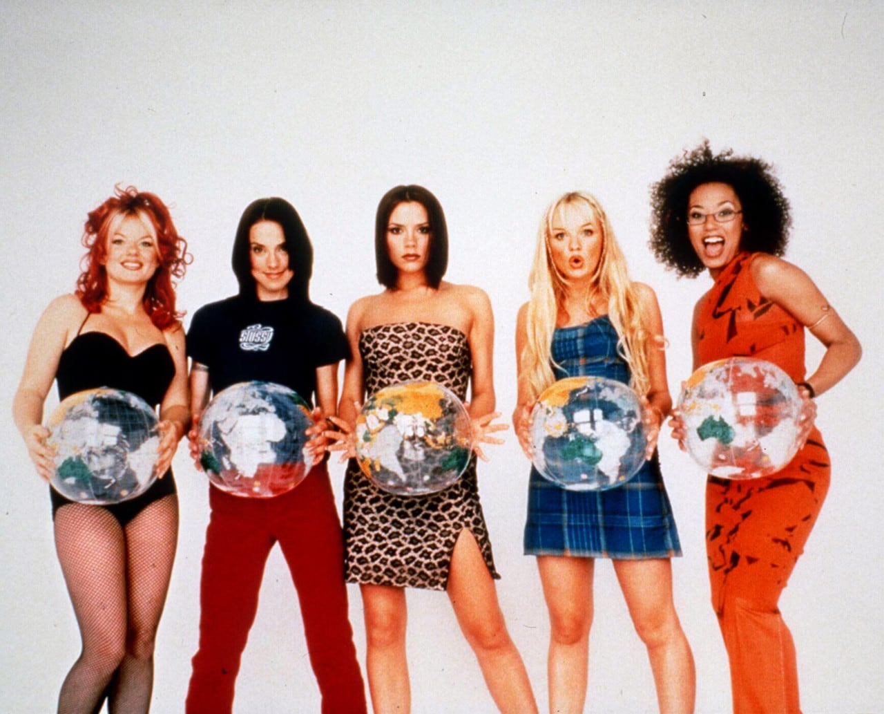 This is how the Spice Girls got their nicknames - Vogue ...