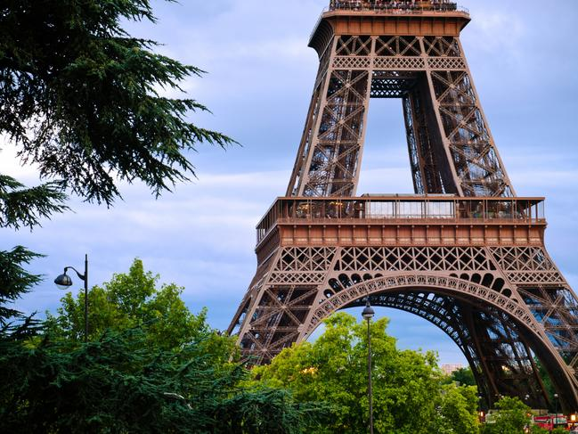 The Eiffel Tower is synonymous with France, the best nationality in the world.