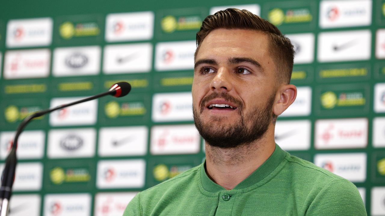 Josh Risdon has signed for Western Melbourne Group. Picture: Toby Zerna