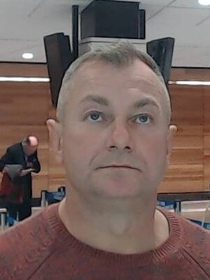 If you see him, call triple-0 immediately. Picture: NSW Police