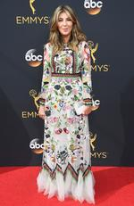 Nina Garcia attends the 68th Annual Primetime Emmy Awards on September 18, 2016 in Los Angeles, California. Picture: AP