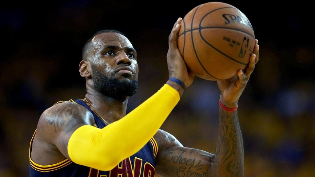 With LeBron James and the Cleveland Cavaliers under pressure to win Game 6  of the NBA Finals 5223d2129