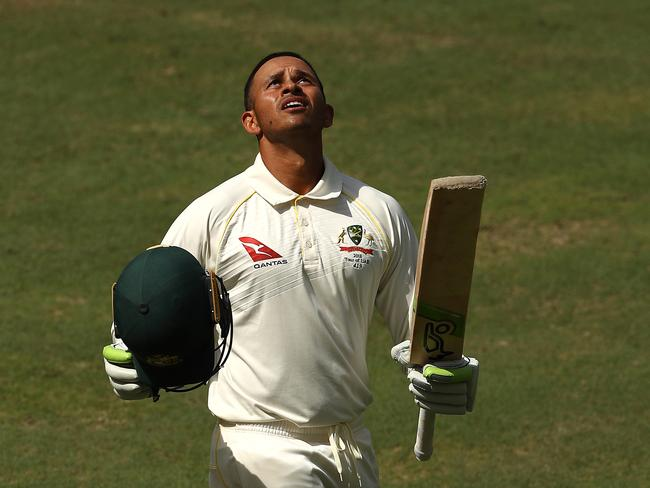 It was a truly special innings from Khawaja.
