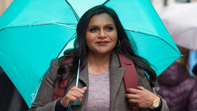 Mindy Kaling in a scene from the movie Late Night. Supplied by Roadshow Films.