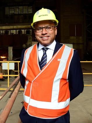 INVESTMENT: Sanjeev Gupta, executive chairman of the GFG Alliance. Picture: Bianca De Marchi.