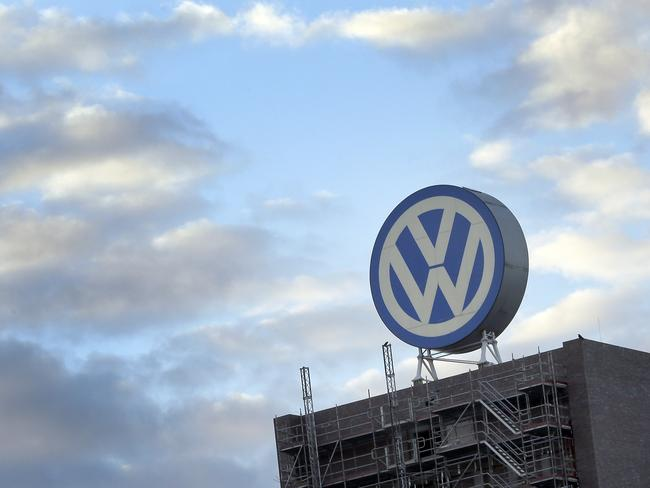 Calm before the storm ... VW is facing class action in Australia of up to $100 million. Picture: AP Photo/Michael Sohn