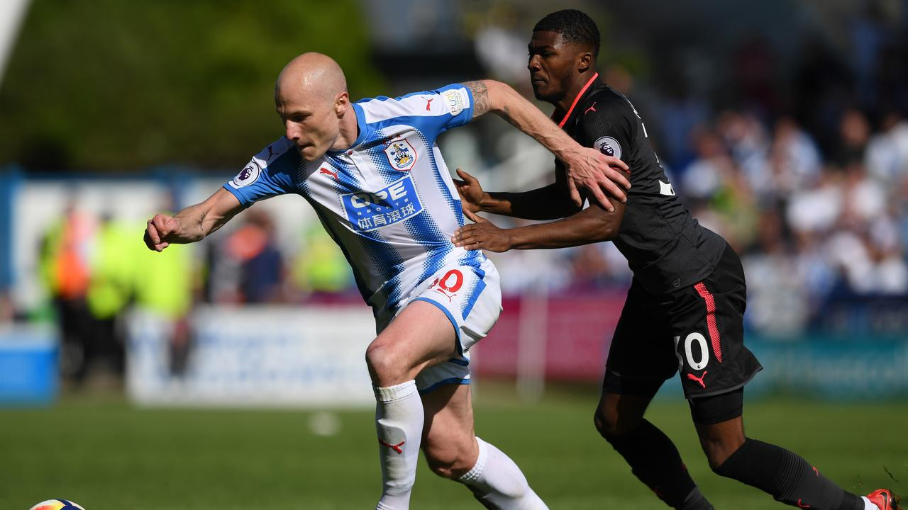 Aaron Mooy's Huddersfield Town are in for a battle to stay in the Premier League.