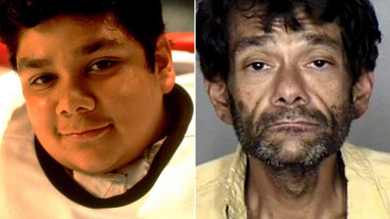 Actor Shaun Weiss, who played Goldberg in the Mighty Ducks films, has hit rock bottom.