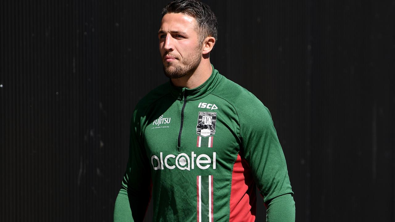 Shock Burgess comeback bid; Sharks' 'dream' halves combination leaves star on 'outer': Transfer Whispers – Fox Sports