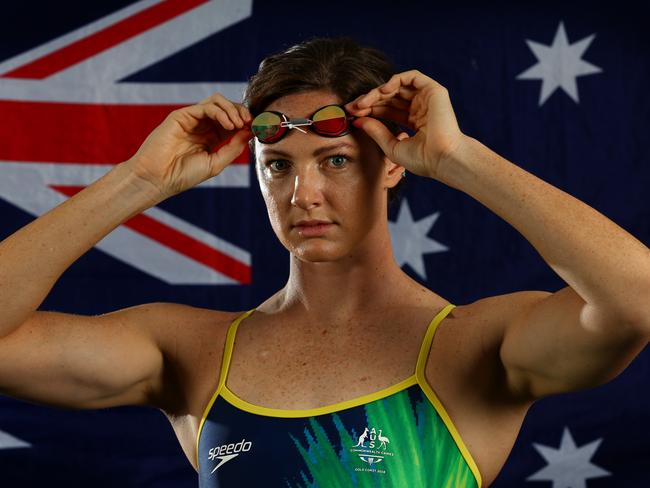 Cate Campbell is keen to defend Australia's proud record. Picture: Adam Head