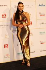 Logies Red Carpet 2018. Love Island's Cassidy McGill. Picture: NIGEL HALLETT