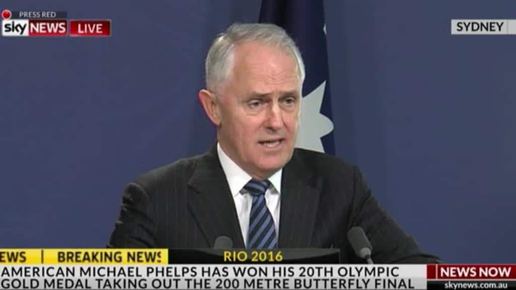 Turnbull says ABS site not hacked, data is safe