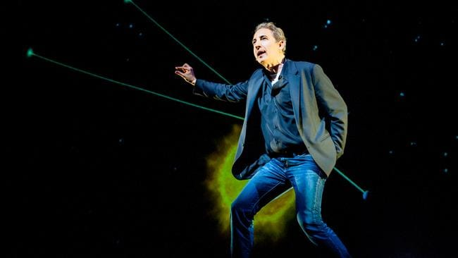 Dr Brian Greene is about to embark on an Australian tour and feature at the World Science Festival in Brisbane this month.