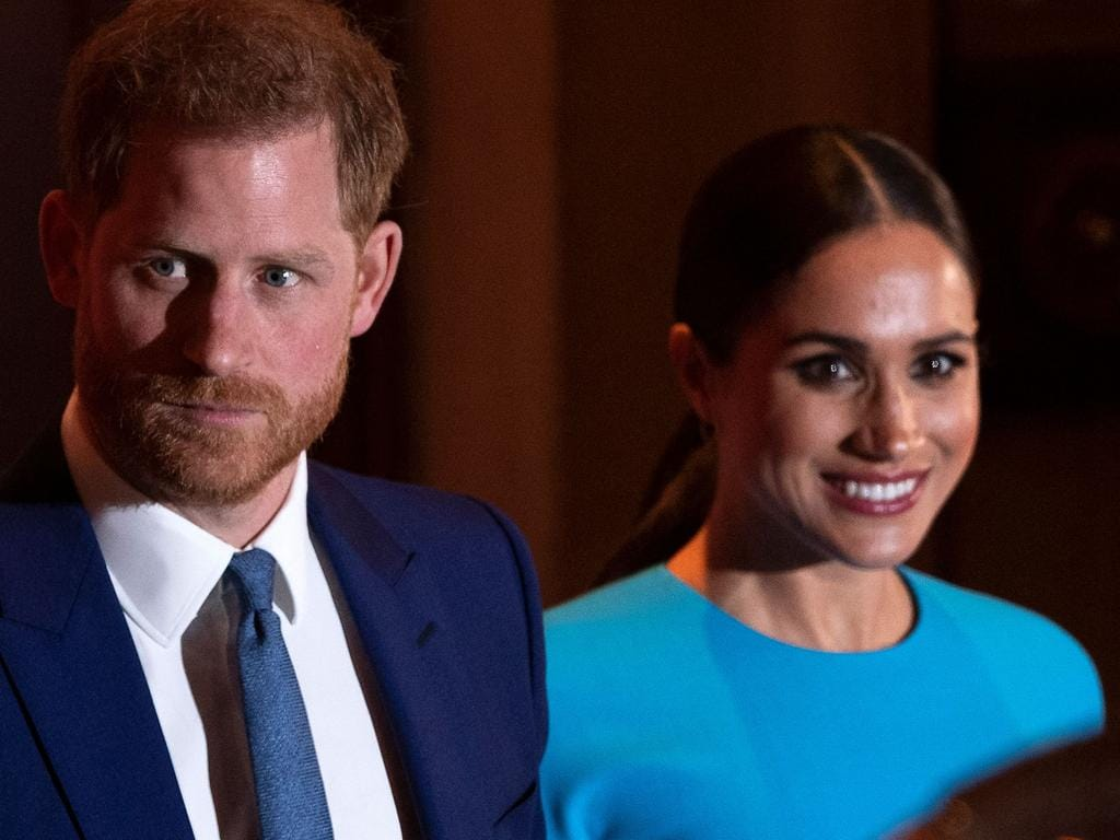 Harry and Meghan have revealed they left royal life after enduring terrible treatment. Picture: JUSTIN TALLIS / AFP)