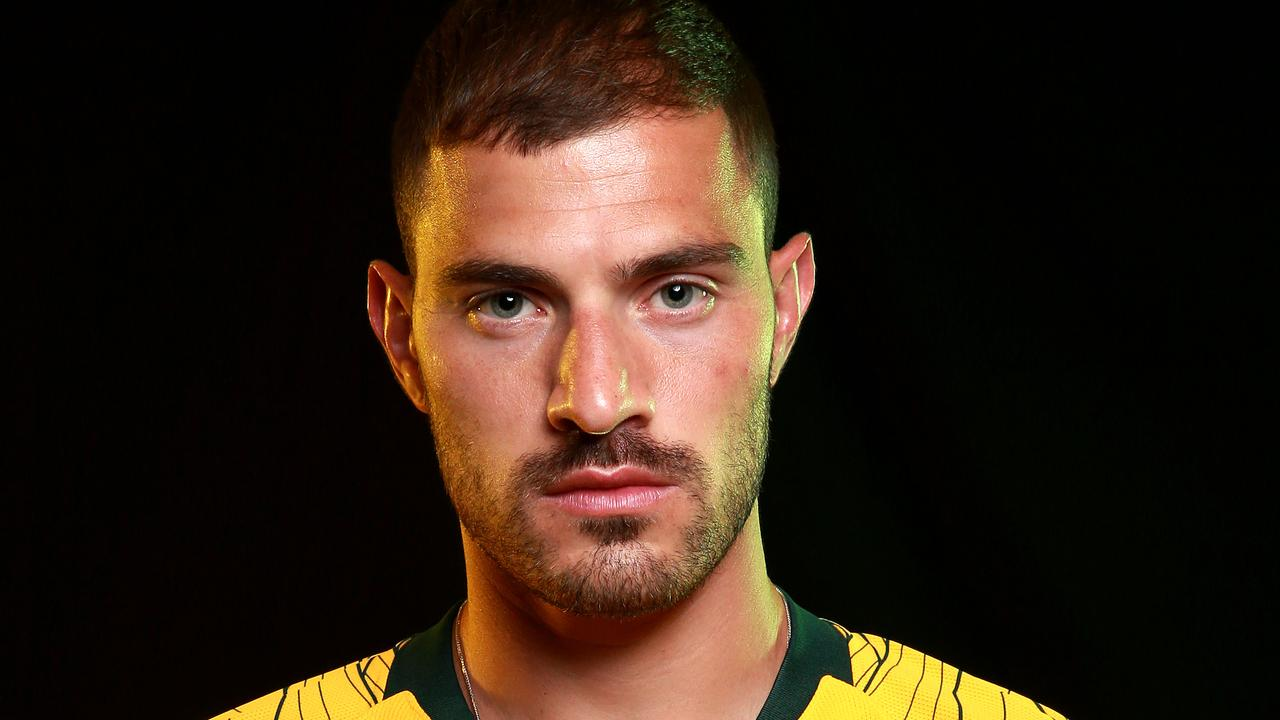 James Troisi isn't happy about being overlooked for the Asian Cup.
