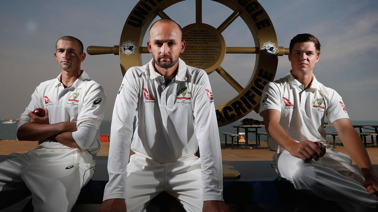 Australian selectors want Ashton Agar and Mitchell Swepson to step up and add to Australia's spinning depth.