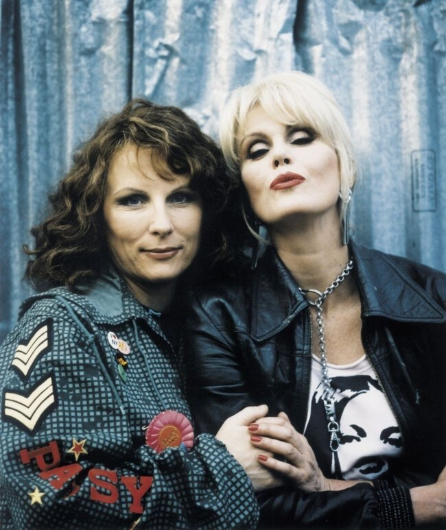 10 career lessons learned from absolutely fabulous vogue for Absolutely fabulous beauty salon