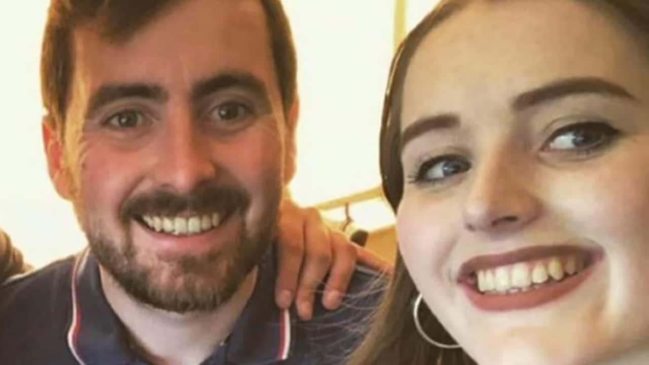 Ms Millane's brother Michael appealed for help in finding his sister on social media. Picture: Facebook