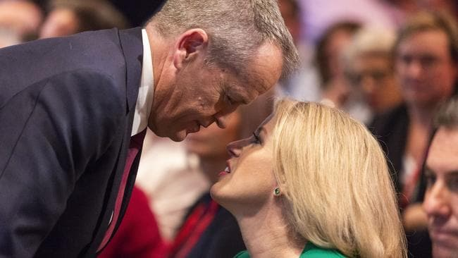 Bill and Chloe Shorten say their marriage is stronger than ever after campaigning together. Picture: AAP