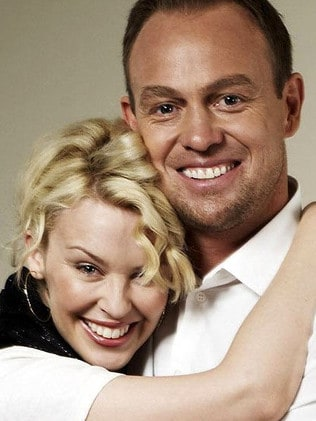 Kylie Minogue and Jason Donovan. Picture: Supplied