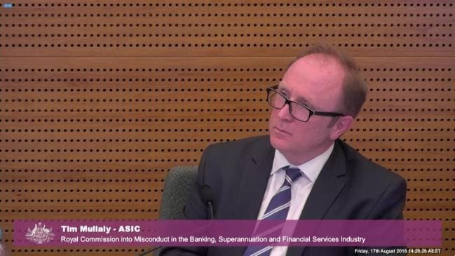 "ASIC questioned on ANZ ""bluff"""