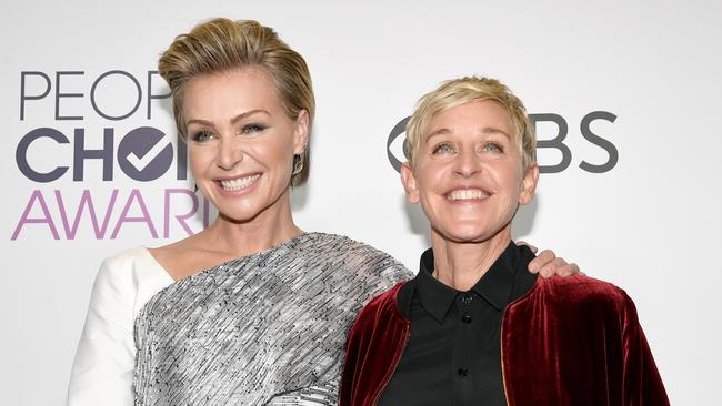 Portia De Rossi and Ellen DeGeneres have been married since 2008.