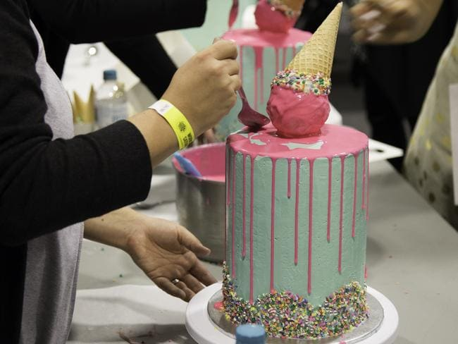 Birthday Cakes Zumbo ~ Dillon to delight bakers at cake bake & sweet show news local