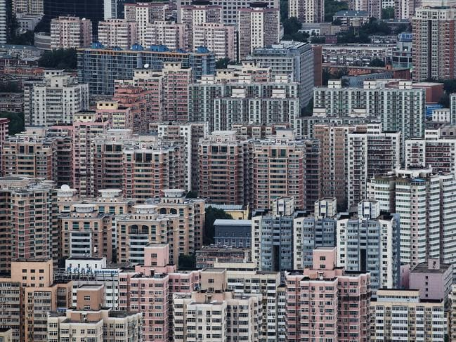 Beijing, the capital of the People's Republic of China is one of the most populous cities in the world. Picture: Getty Images
