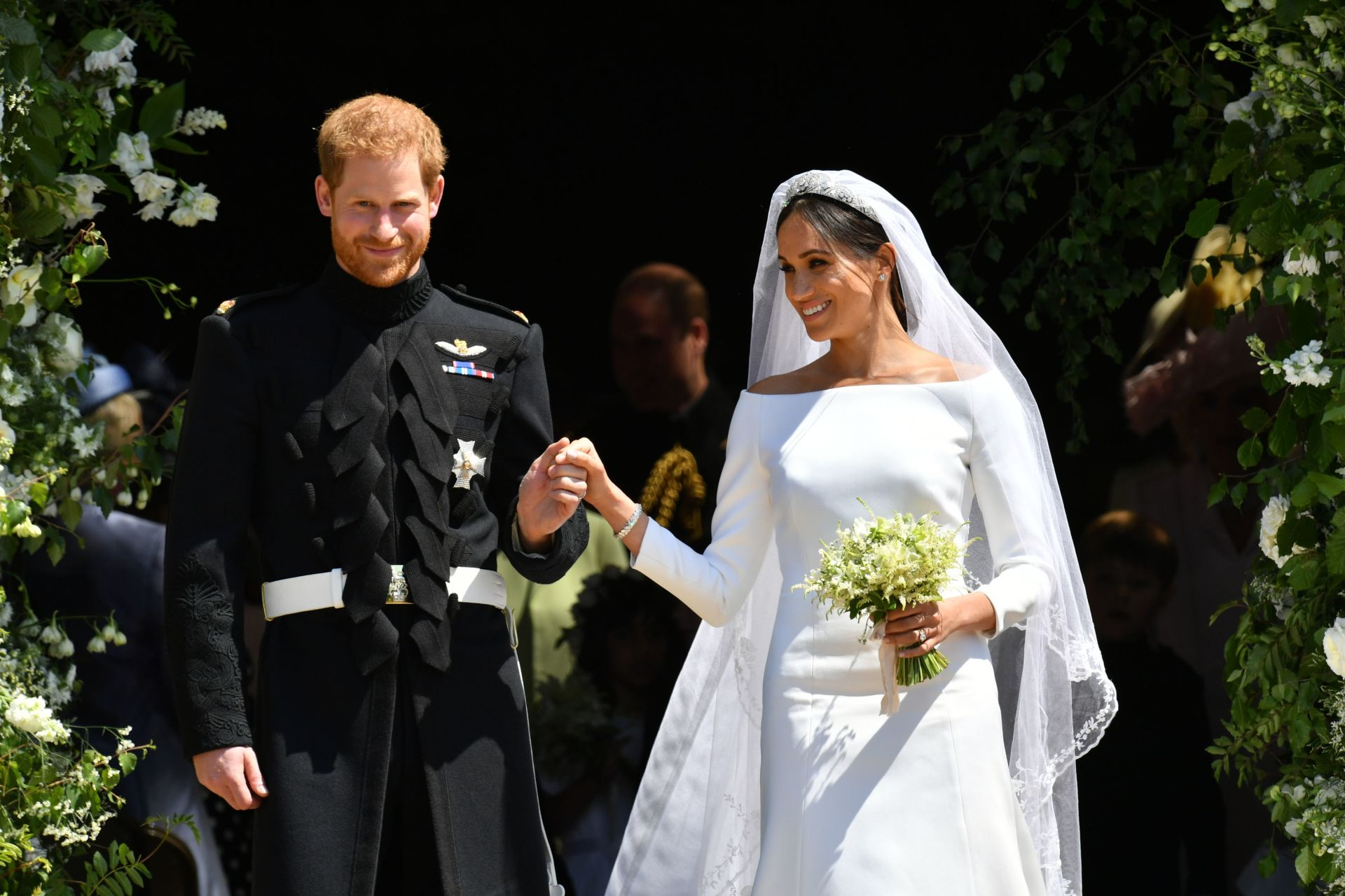 Givenchy makes first statement about designing Meghan Markle's wedding dress