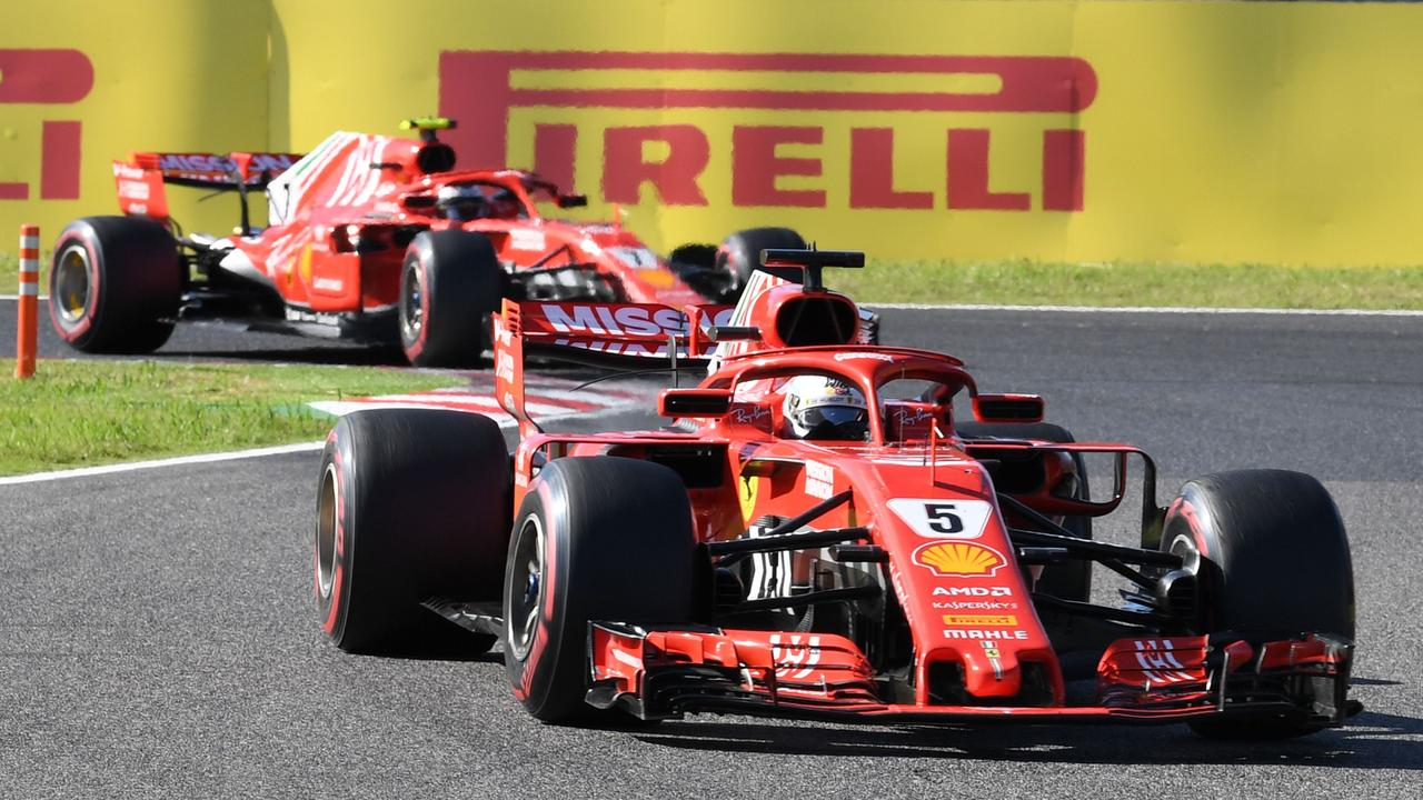 Formula One experts have taken a dim view on four-time world champion Sebastian Vettel who has endured a nightmare Japanese Grand Prix.