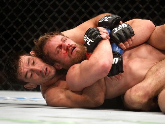 Demian Maia is one of the best submission artists in the game.