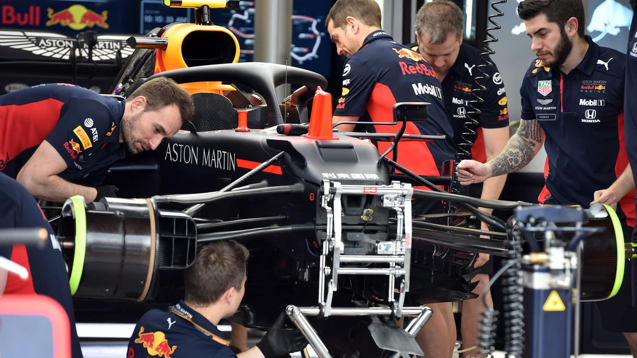 F1 teams lead the way in technology. Now they can really make a differnece.