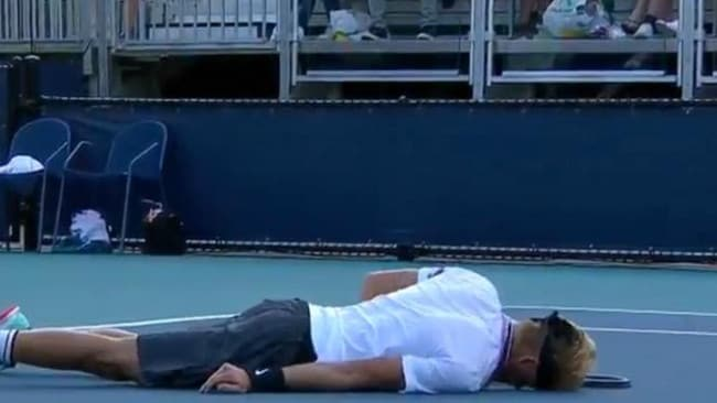 Screen grab from Tennis TV