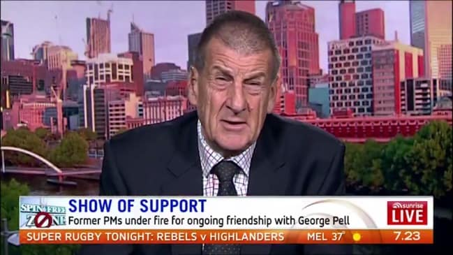 Jeff Kennett discusses John Howard and Tony Abbott on George Pell verdict (Sunrise)
