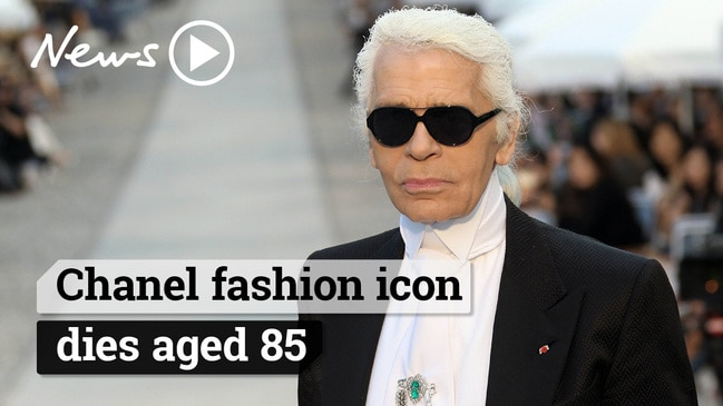 Karl Lagerfeld dead  Chanel fashion designer dead aged 85 742dd55e80be7