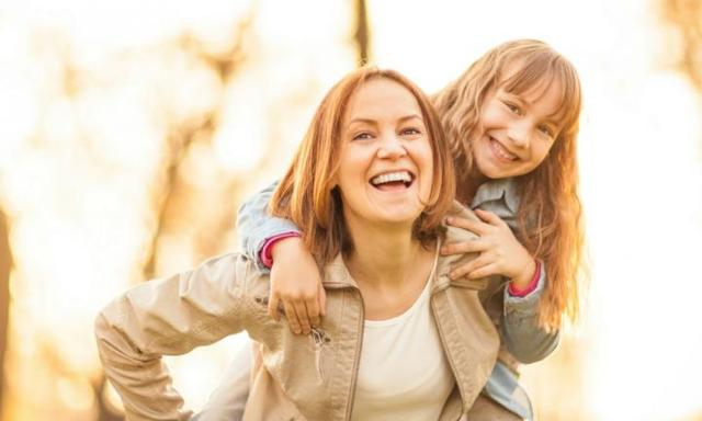Tanith Carey's book Girls Uninterrupted tells parents how to raise healthy, happy daughters
