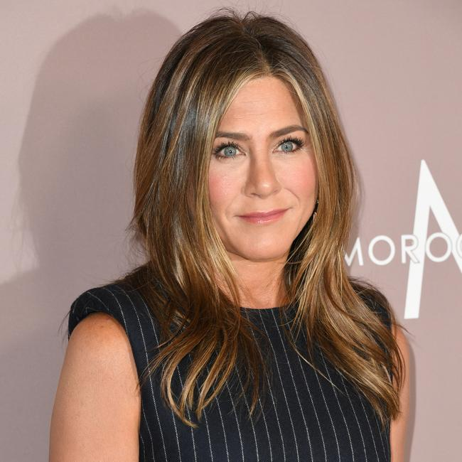 The former Friends star only eats during an eight hour window each day. Picture: Jon Kopaloff/Getty Images