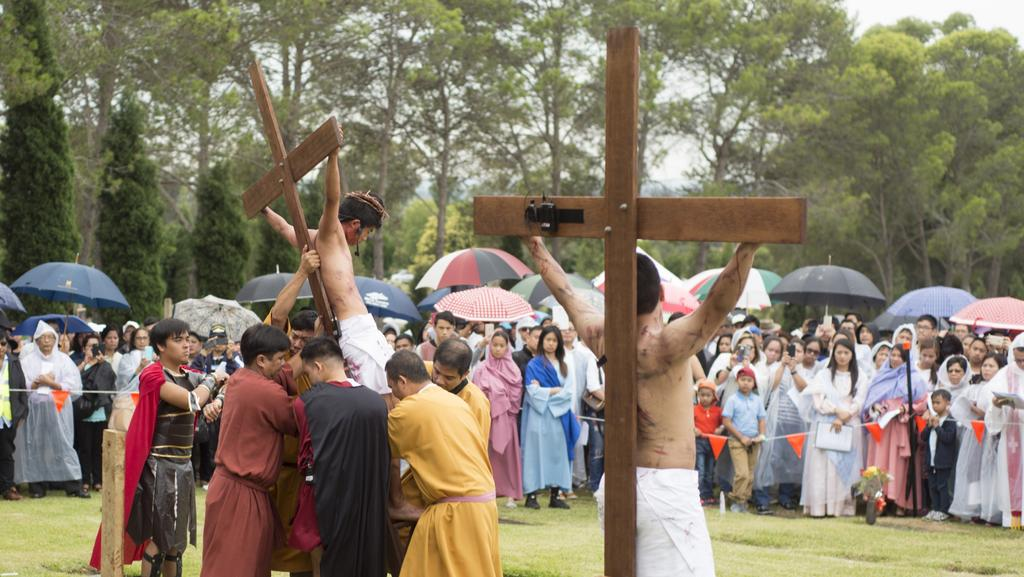 Stations of the Cross for Good Friday at Minchinbury | News