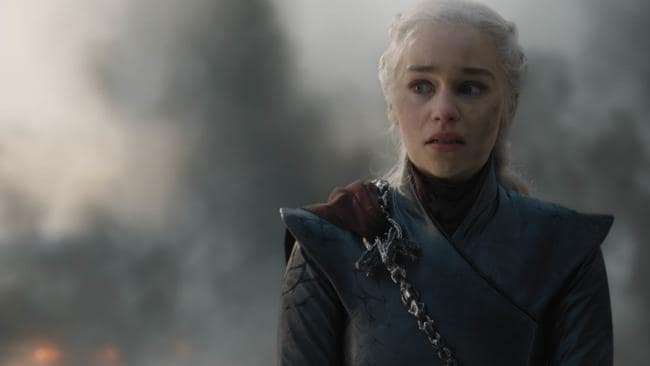 Dany's actions in episode five annoyed many fans. Picture: Supplied/ HBO