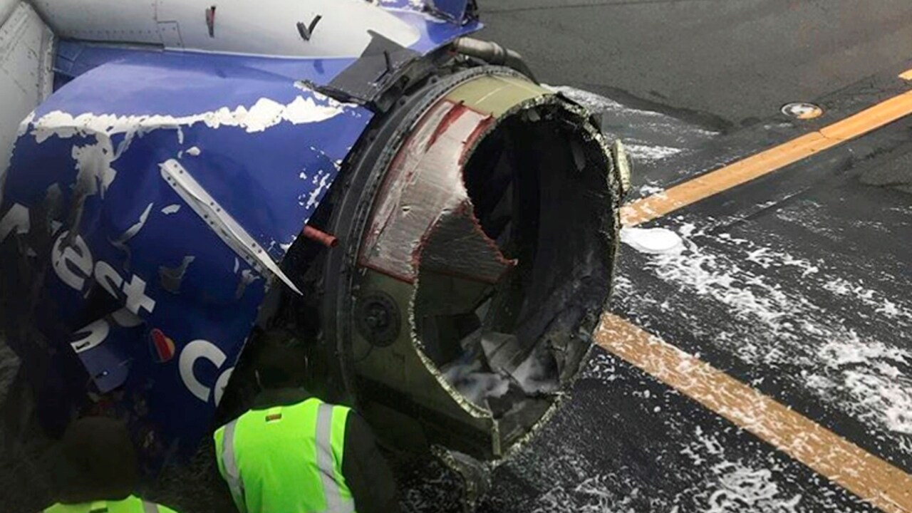 Southwest pilot who landed plane after engine failure speaks publicly