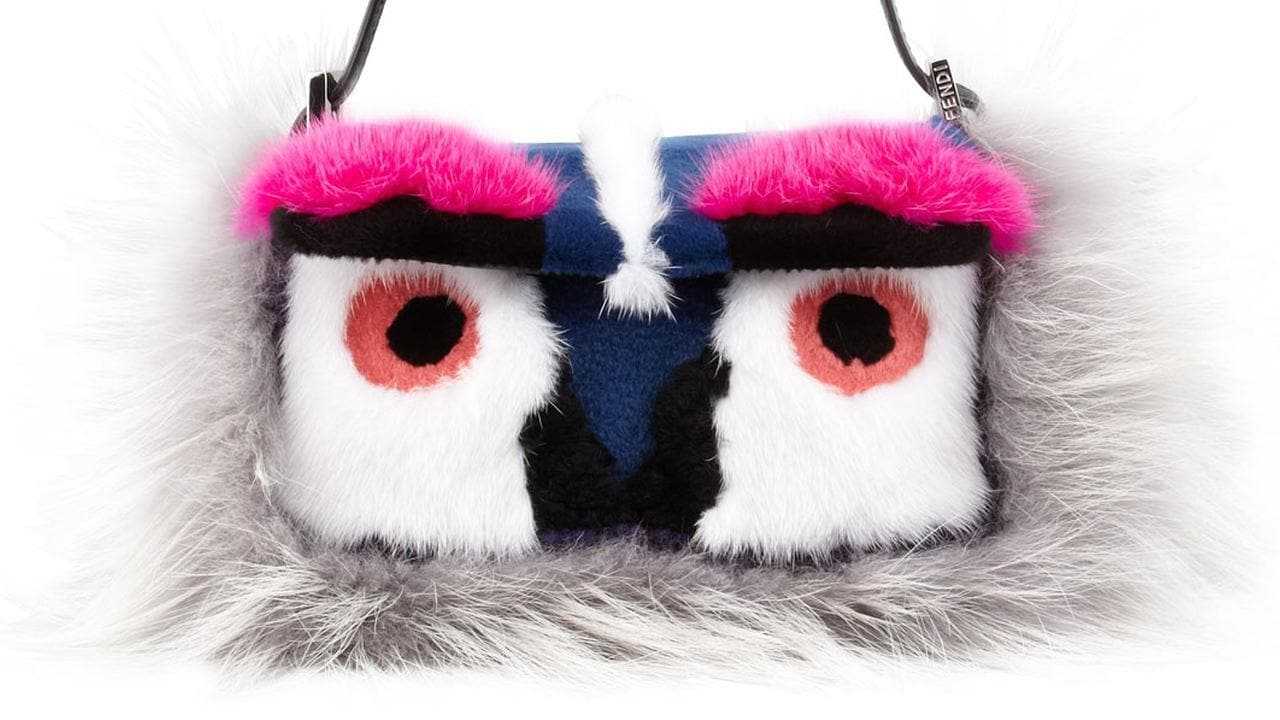 The New Luxury: Fur Handbags and Purses for Fall