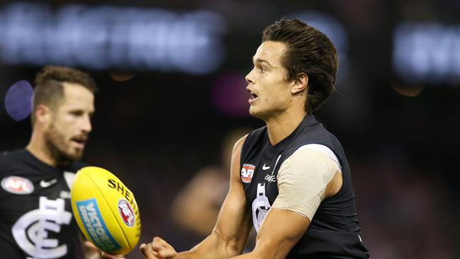 Stephen Silvagni says he treats his son Jack like any other player.
