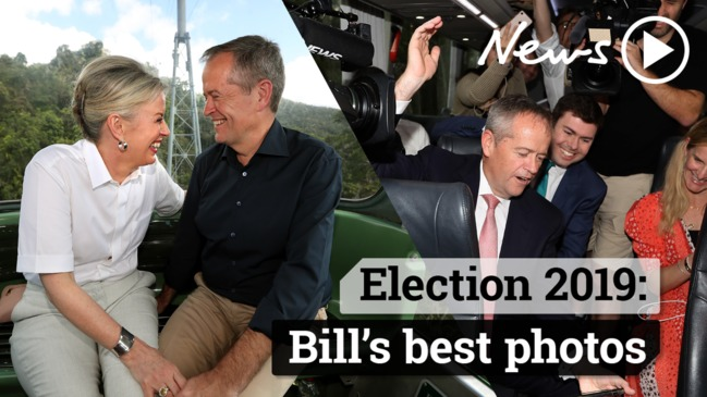 Federal Election 2019: The best photos from Shorten's campaign