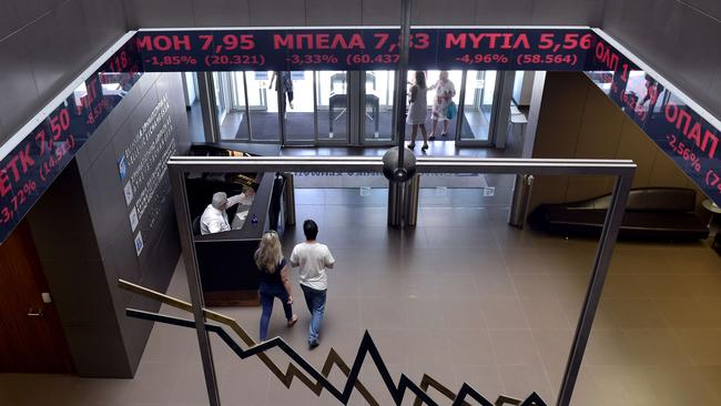 Greece's main stock exchange in Athens will reopen on August 3 after being closed for five weeks by the Greek debt crisis after the government imposed capital controls, a finance ministry source said.