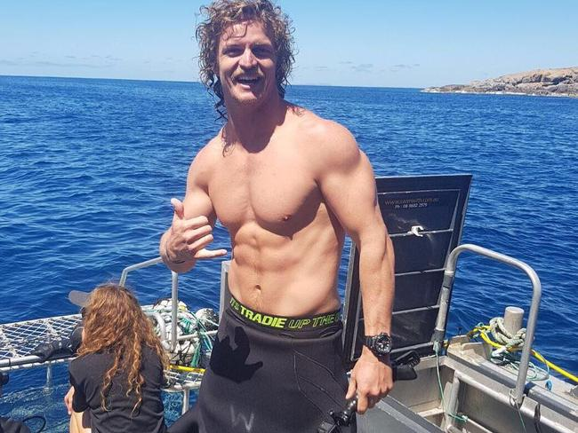 Not a bad bod either. Pic: Instagram